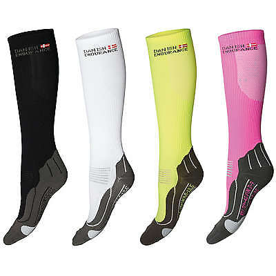 DANISH ENDURANCE Compression Socks // For Running, Cycling, Fitness, Air travel