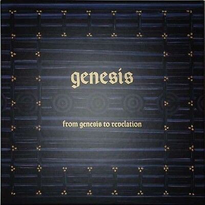 "Genesis From Genesis To Revelation Box Set 3LP 180g + 3 7""es  neu new"