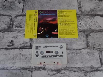 GENESIS - And Then There Were Three/ Cassette Album Tape / UK Virgin 1976 / 1427