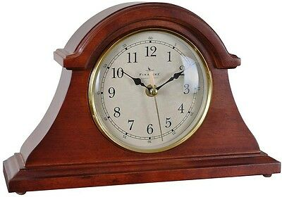 FirsTime 7.5 in. x 12 in. Napoleon Tabletop Clock