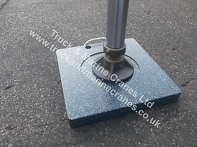 **new** Crane Footpads Price Is For 1 Pair **inc. Vat & Carriage**