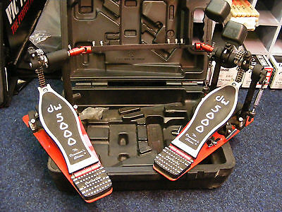 DW 5002 AD3 Double Pedal and Case Free Postage Mainland UK