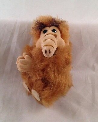 Vintage Alf Clip On Plush Stuffed Russ Toy Collectible
