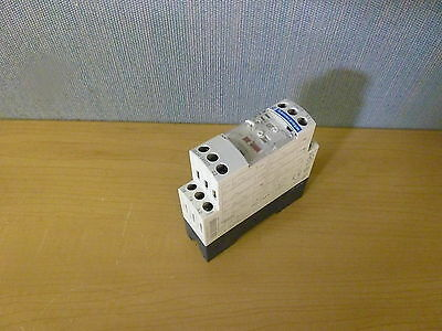 Telemecanique RE7MY13BU Multifunction Timer Relay Coil 24VDC 110-240VAC  (13905)