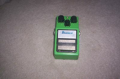Ibanez TS9 Distortion Guitar Effect Pedal
