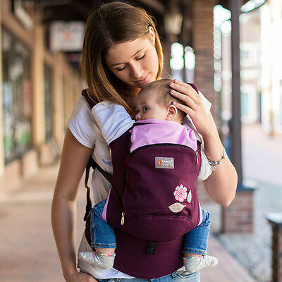 """Love and Carry® AIR ergonomic baby carrier """"Wise birds"""""""