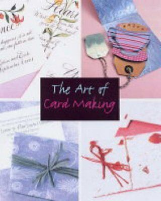 The Art of Card Making (Craft)- Paperback - Book