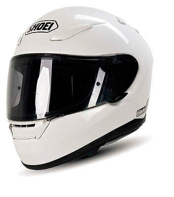Shoei Xr1100 Gloss White Full Face Motorcycle Motorbike Scooter Helmet