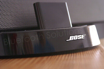 Bluetooth receiver adapter for Bose sounddock series 2 gloss black iPhone iPod5