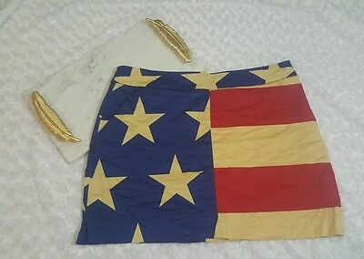 Loudmouth Womens Golf Skort - Old Glory - US - 12