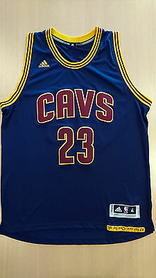 Camiseta baloncesto Basketball jersey Lebron James Cleveland swingman