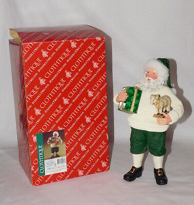 """Dept. 56 Possible Dreams Clothtique 2007 """"gifts Of Ireland"""" 88107 Mib"""