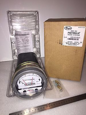 Dwyer Series 3000 Photohelic Pressure Switch Gage