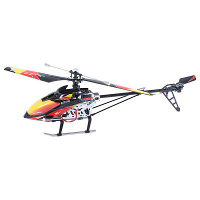 WLtoys V913 Single Propeller 2.4G 4CH MEMS Gyro RC Helicopter with Transmitter