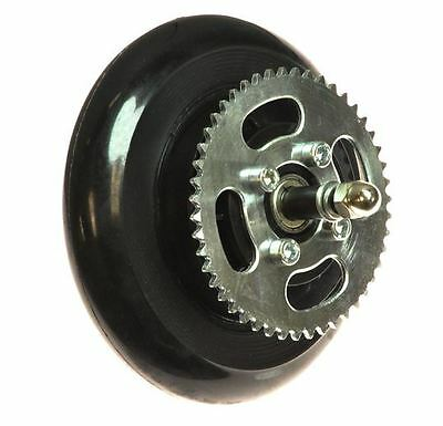 Razor electric scooter E90 Rear Wheel Assembly (w/ Chain Tensioner)