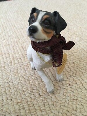 The leonardo collection Jack Russell vintage. - Boxed