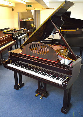 Ibach Model F 1 Double Cross strung Grand Piano