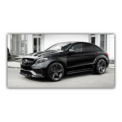 Mercedes Benz Tableau Poster Plaque Photo Déco Topcar Tuning Car