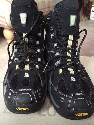 North Face Goretex Walking Boots With Vibram Sole UK Size 11
