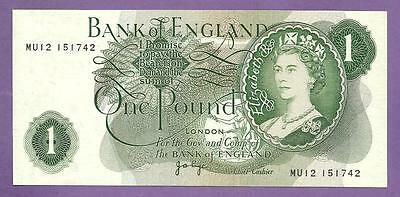[AN] QEII England 1 Pound 1970 Replacement UNC-
