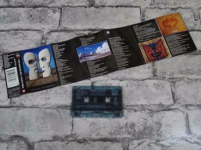 PINK FLOYD - The Division Bell / Cassette Album Tape / 1724