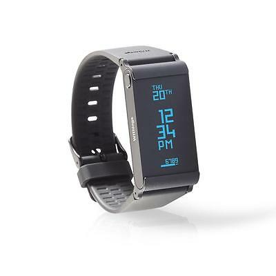 Activity Pulse Fitness Tracker Watch Heart Rate Monitor Bracelet Gym Athletes