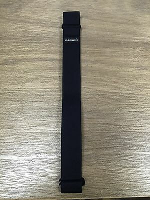 Genuine Garmin Replacement Soft Chest Strap for HRM Heart Rate Monitor