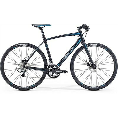 Speeder 300 - 52Cm - Matt Black (Blue Decal) 2016
