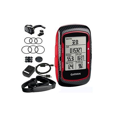 Garmin Edge 500 and Bundle Deal