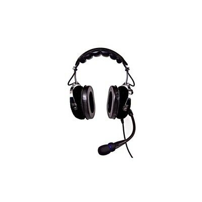 Nicepower Pilot  An-1000Ac Active Noise Cancelling General Aviation Headset (Bla