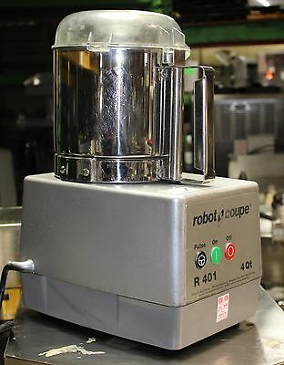 Used Robot Coupe Model R401 Food Processor