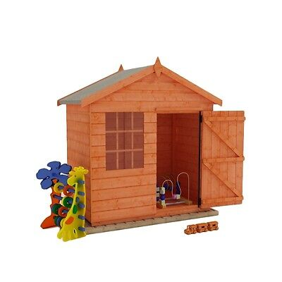 Hideout Playhouse 5X3 Collected in Newbridge 12Mm Timber. Single Storey