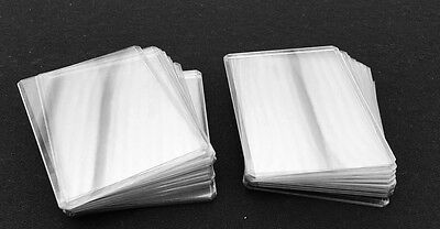 "100 x CARD CONCEPT TOP LOADERS CARD PROTECTORS HARD SLEEVES (3""x4"")"