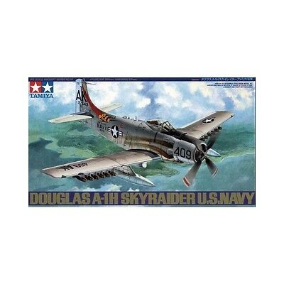 Skyraider U. S. Navy Assembly kit Scale - 1/48th