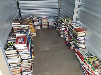 Approximately 800 Used Books for Sale