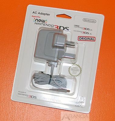 Official Nintendo Power Adapter Wall Charger 3DS, 2DS, DSi, XL New