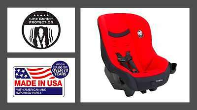 NEW! Cosco Scenera NEXT Convertible RED Car Seat Baby Toddler Kid (2 DAY SHIP)