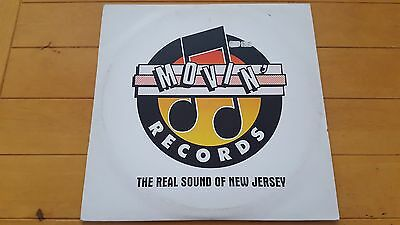Moving Records The Real Sound Of New Jersey LP 1993