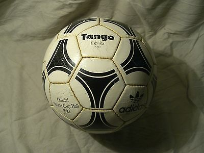 Adidas Tango Espana 2200 Official World Cup Ball 1982 Made in France