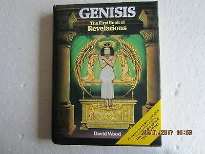 Genisis-The First Book Of Revelations-David Wood-Baton Press-1985-1St