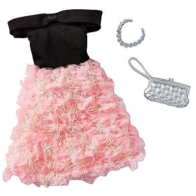 Barbie Complete Look Fashion Pack - Girly Frilly