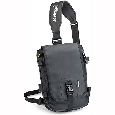 Motorcycle Kriega Sling Shoulder Bag - Black UK Seller