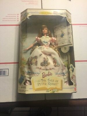 Barbie 1997 Collector Edition The Tale of Peter Rabbit