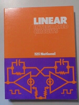 1974 National Semiconductor Linear Integrated Circuits Book