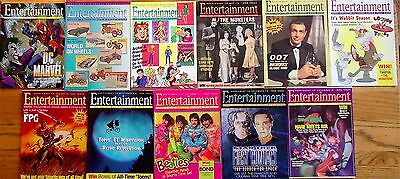 11 Entertainment Non-Sports Collectibles Supplements1995-1996 VG BstOfrFreeShpng
