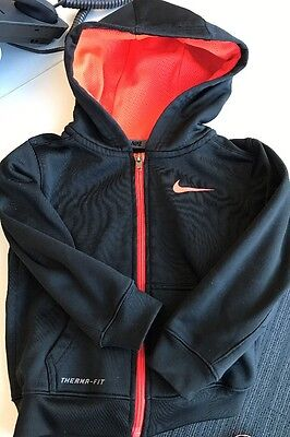 Boy's Girl's Nike Therma Fit Jacket Hoodie Size 3T