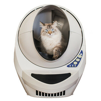 Litter-Robot III Open Air Automatic Self-Cleaning Litter Box