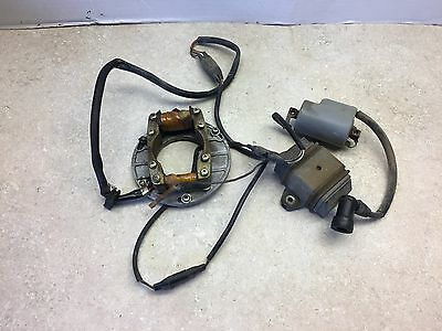 Suzuki TM 250 Electronics Coil, CDI magneto Ignition system