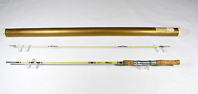 "Shakespeare Wonderod, no.SP-A110, 2 pc. 6'6"", with rod caddy, good condition."