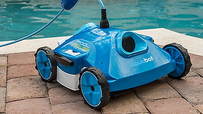 Aquabot POOL ROVER S2-40 Above-Ground & In-Ground Robotic Swimming Pool Cleaner